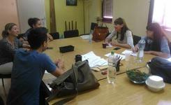 """Посета на локални граѓански организации во рамки на ЕУ проектот  """"Социјална отчетност за родова еднаквост"""" – Струмица и Штип"""