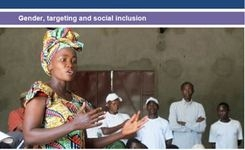 Poverty Targeting, Gender Equality & Women's Empowerment - Reduction of Rural Poverty & Food/Nutrition Insecurity - IFAD