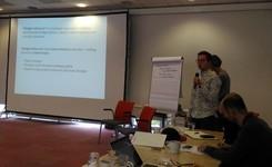 Работилница за буџетско застапување и примена на методологијата за мониторинг и анализа на буџети на програмите за намалување на штети од користење на дроги