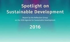 Sustainable Development Goals - Independent Monitoring & Review - Gender