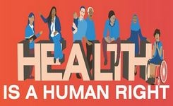 Take a stand for the right to health