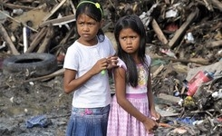 The Climate Crisis Is a Child Rights Crisis - Children's Climate Risk Index
