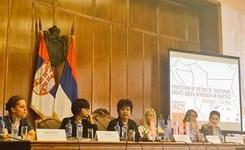 """Регионална Конференција """"Заштита на жртви на трговија со луѓе – Пристап заснован на правата на жртвата во пракса"""", 1-2 Јуни, Белград"""