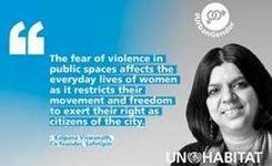 UN-Habitat - Urbanization - Gender + Habitat III Conference 2016