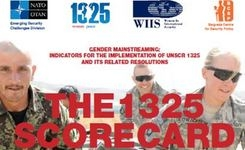 UN Security Council Resolution 1325 Scorecard - Tool to Evaluate Implementation within Armed Forces of NATO Allies - Challenges