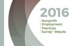 USA - 2016 Nonprofit Employment Practices Survey Report