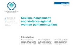 Violence Against Women in Parliaments
