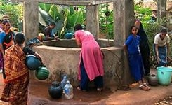 Water & Women - Path to Women's Empowerment through Water Benefits, Rights