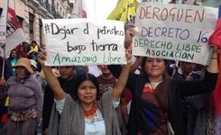 Women Act for Climate Justice - Ten Days of Global Mobilization