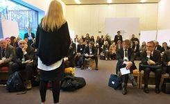 World Economic Forum 2017 - 80% Male - Woman Economist Shares Personal Davos Experiences
