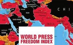World Press Freedom Index 2017 - Country Rankings - Consider for Women in Media