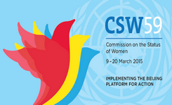 Nothing about us without us! Statement of Women's Organizations' Concerns About CSW Methods of Work & Lack of NGO Access
