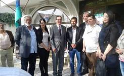 Средба на Амбасадорот на САД со граѓанските организации по повод 8-ми Април Меѓународниот ден на Ромите