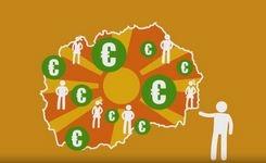 Видео за буџетскиот процес во РМ, вклучување во процесот и информирање за текот на спроведувањето