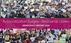 Democracy Report 2020 - Autocratization Surges - Resistance Grows