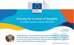 EU - Gender Equality Strategy 2020-2025