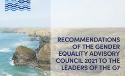 G7 2021 - Gender Equality Advisory Council Recommendations