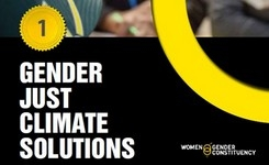 Gender Just Climate Solutions - 2020 Award Winners - Social & Environmental Benefits