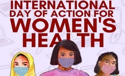 International Day of Action for Women's Health