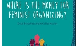 Where Is the Money for Feminist Organizing? - AWID