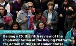 EU & Beijing+25: The 5th Review of Implementation of the Beijing Platform in European Union Member States