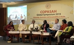 Учество на првиот Глобален симпозиум на мрежата COPASAH