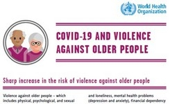 COVID-19 & Violence Against Older People - Elderly Women