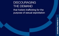 Discouraging the Demand that Fosters Trafficking for Sexual Exploitation - OSCE