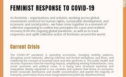 Feminist Response to COVID-19