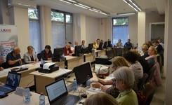 Соопштение за медиуми  - Забрзување на реформите во системот за заштита од семејно насилство