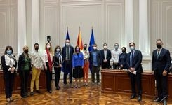 OGP joined the North Macedonian multi-stakeholder forum to discuss their fifth OGP action plan