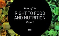 State of the Right to Food and Nutrition 2021